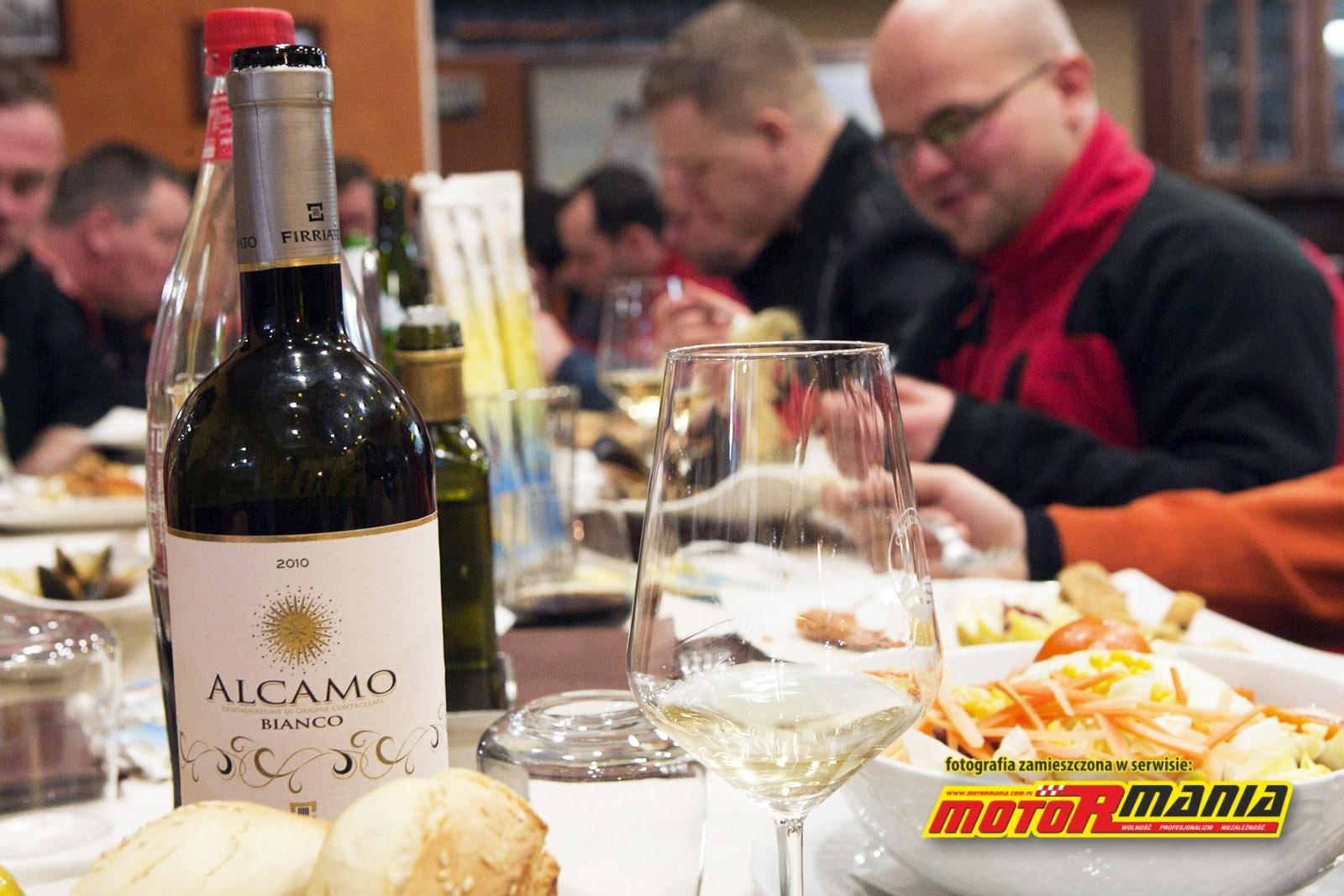 Nie upijaliśmy się tanim winem, tylko drogim, importowanym.
