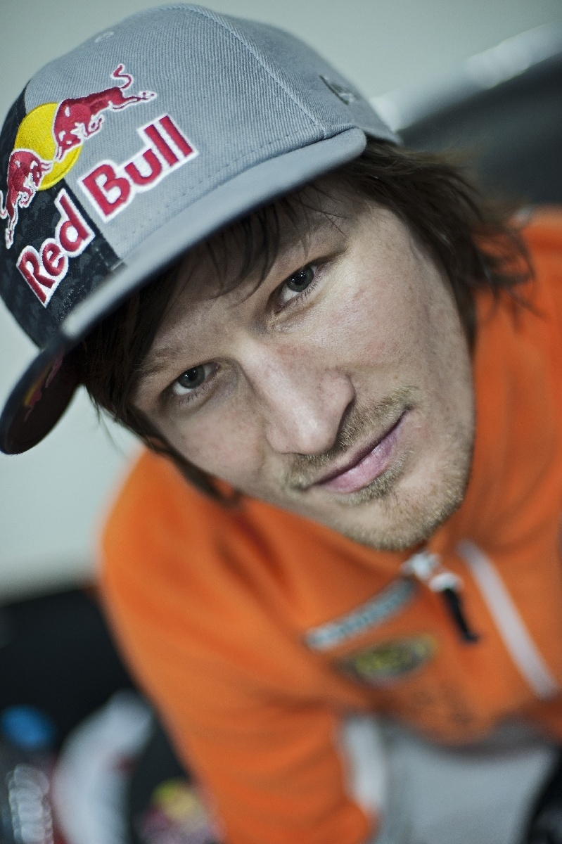 Taddy Blazusiak Red Bull