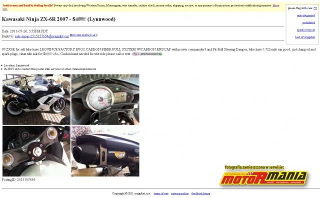 Czy warto sprowadzić motocykl z USA?