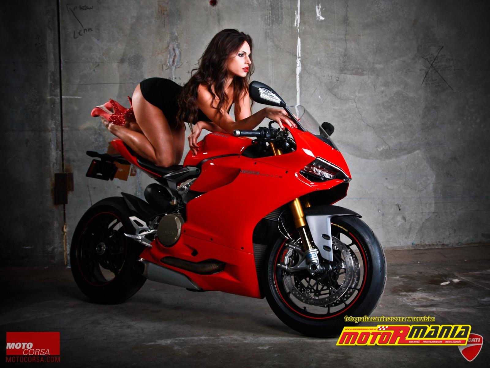 Ducati Panigale i sexy linie