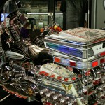 Harley Custom w muzeum
