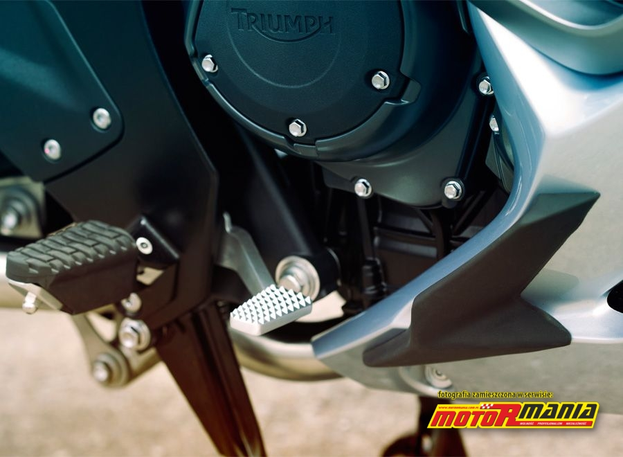 Silnik Triumph Trophy 1200
