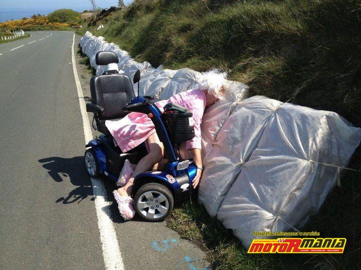 Blizej Do Zywoplotu Wypadek Na Wyspie Man Motormania