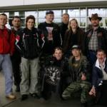 ekipa wyjazdowa do USa