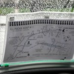 mapa illinois