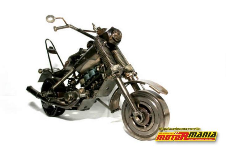 chopper junk art - MotoRmania - Motocykle, skutery, newsy ...