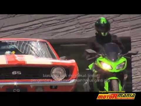 2013 Kawasaki Ninja 250R – nowy model ma ABS!
