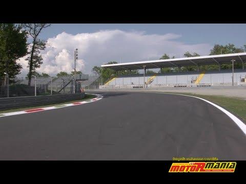 Klasyczne zakręty WSBK – Parabolica na torze Monza