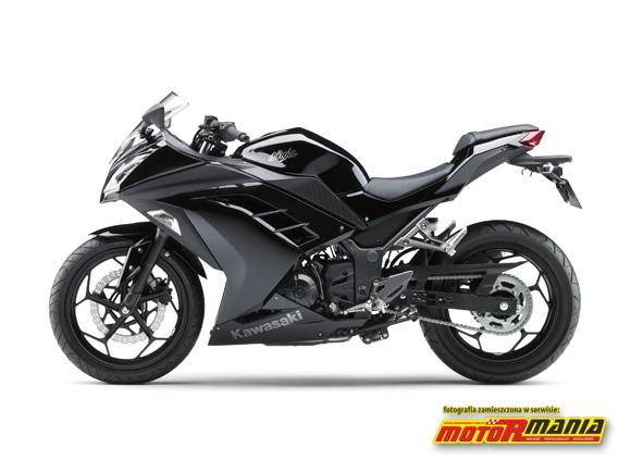 2013 Ebony Ninja 250R - KAwasaki