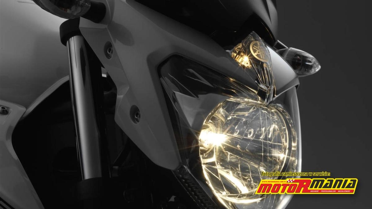 Lampa Yamaha Xj6 Naked