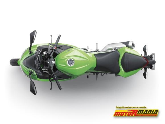 od gory Ninja 250R