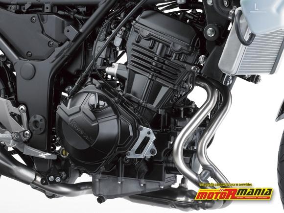 silnik Ninja 250R