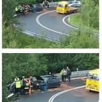 Wypadek Bocian Podkarpacie