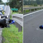 Wypadek Rafal Podkarpacie - fot Tomasz Jefimow