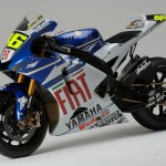 Yamaha YZR M1 MotoGP 2007