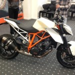 KTM 1290 Super Duke prototyp