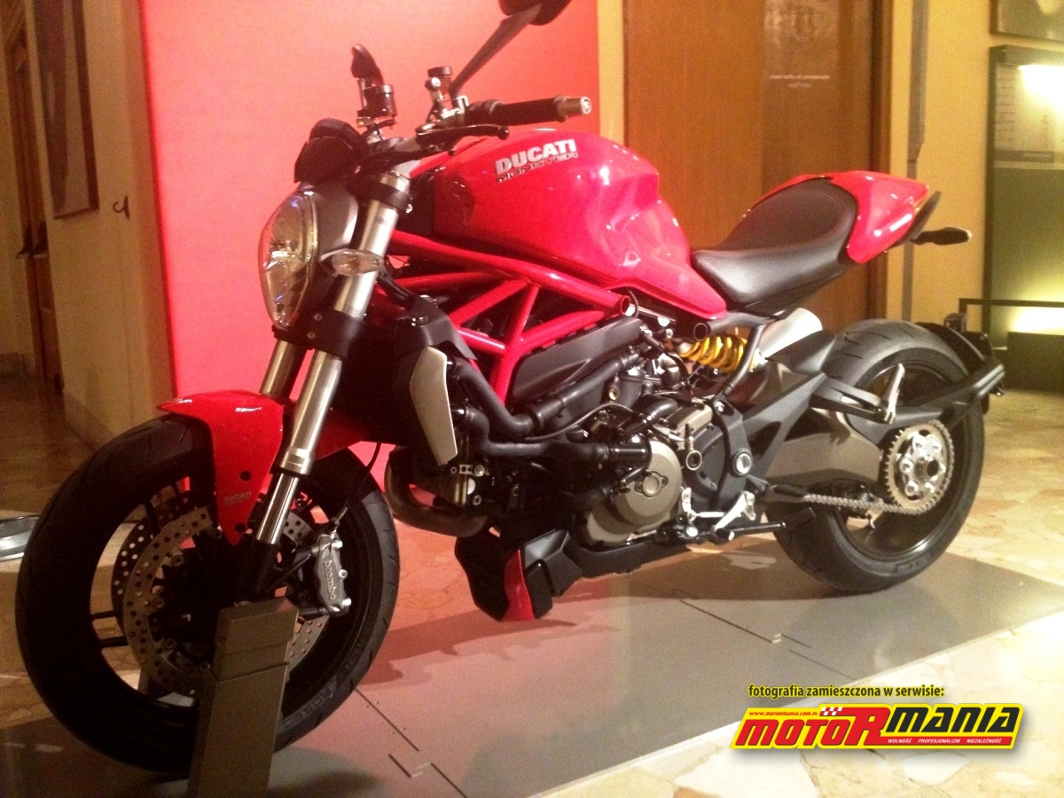2014 Ducati Monster 1200 eicma