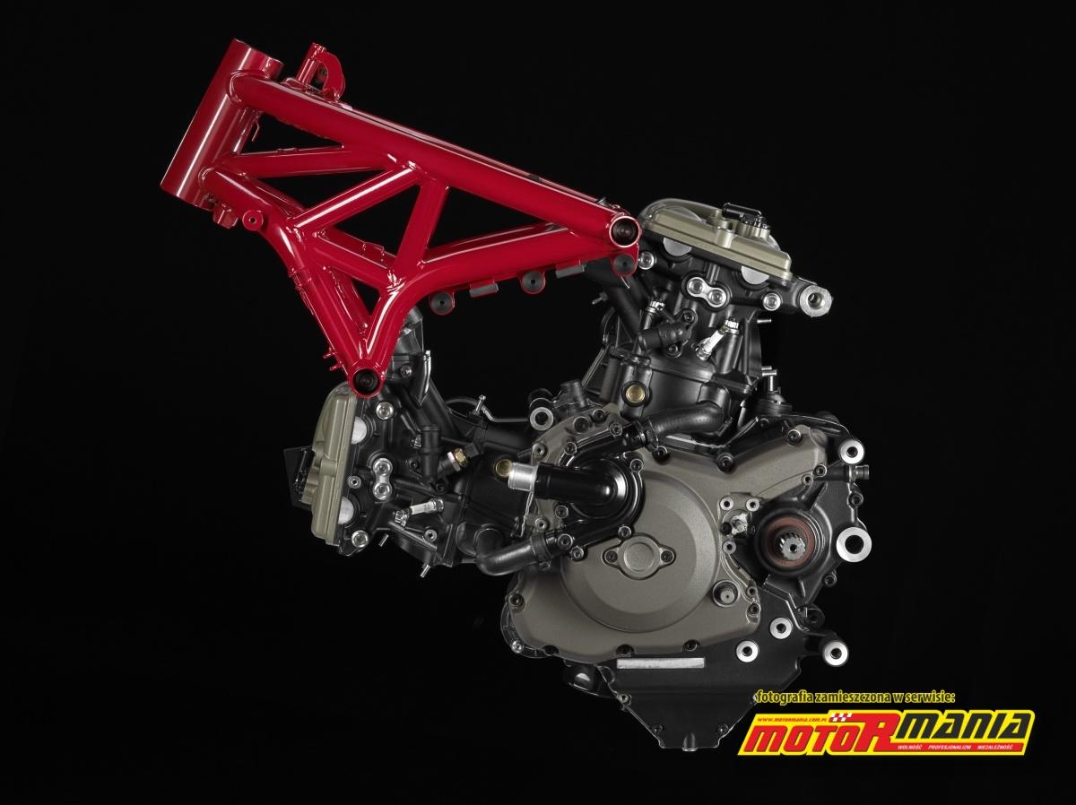 Monster 1200 silnik rama (1)
