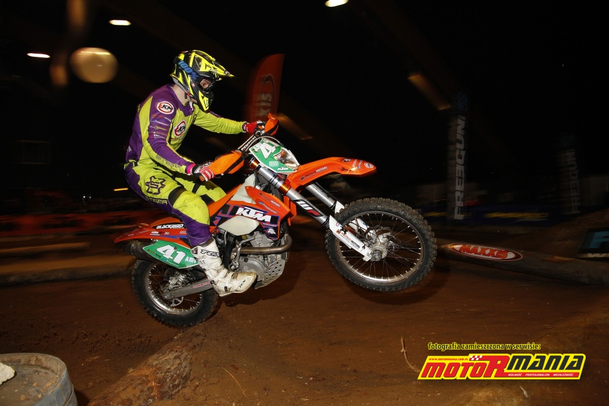 Pawel Szymkowski na SuperEnduro - fot  Edmunds J - KTM Images