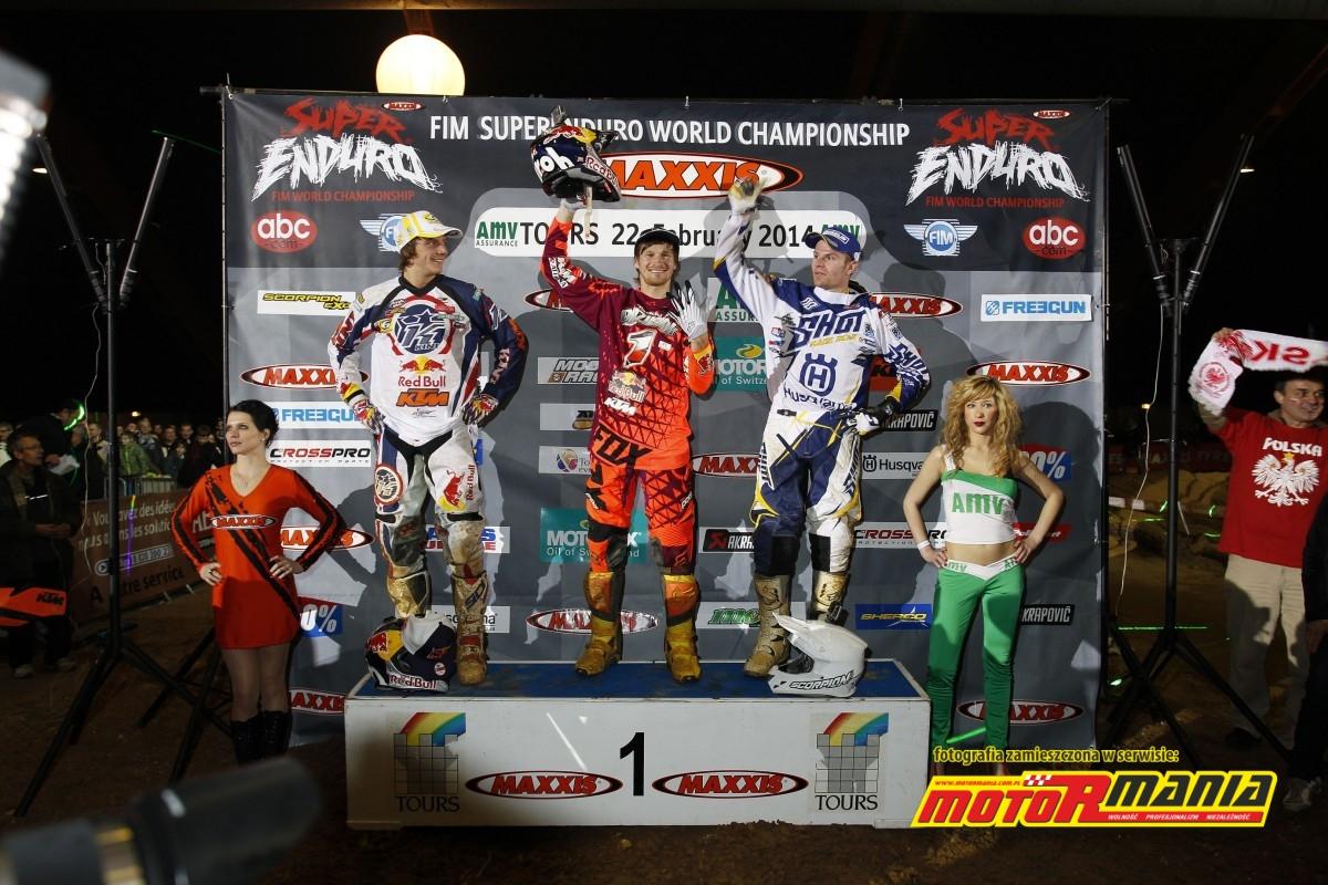 Tadek Blazusiak mistrzem SuperEnduro 2014 (1) - fot Edmunds J - KTM Images