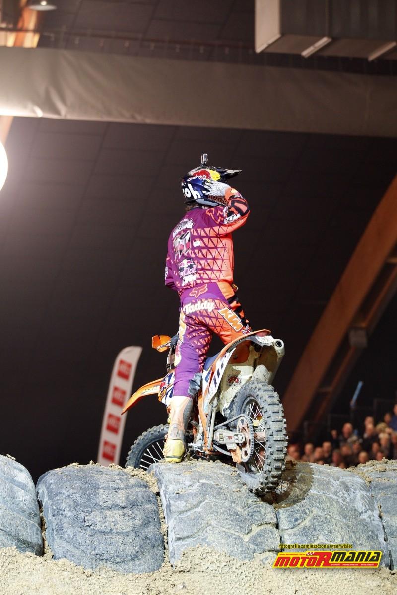 Tadek Blazusiak mistrzem SuperEnduro 2014 (2) - fot Edmunds J - KTM Images