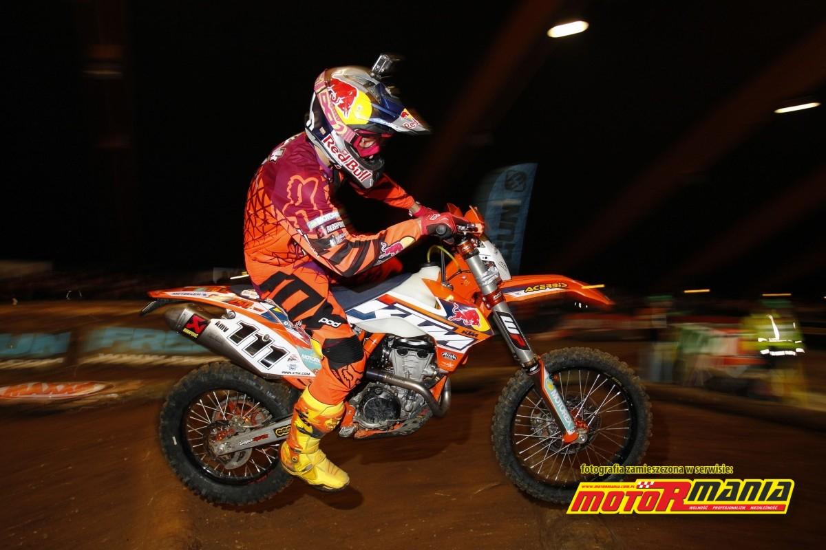 Tadek Blazusiak mistrzem SuperEnduro 2014 (5) - fot Edmunds J - KTM Images