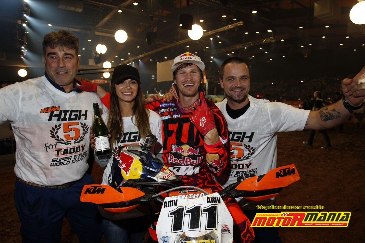 Tadek Blazusiak mistrzem SuperEnduro 2014 (7) - fot Edmunds J - KTM Images