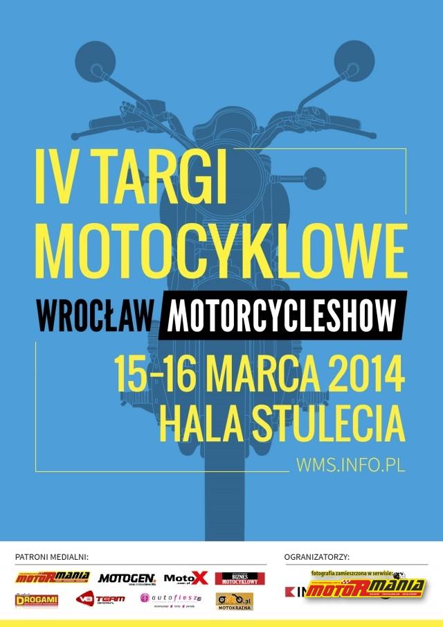 Oficjalny plakat WMS 2014