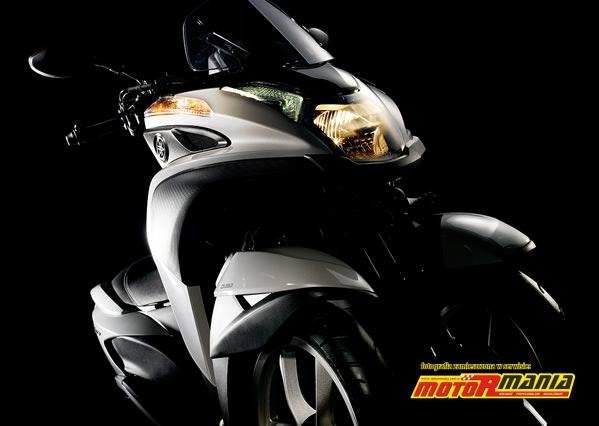 Yamaha Tricity 2014 skuter trojkolowy (3)