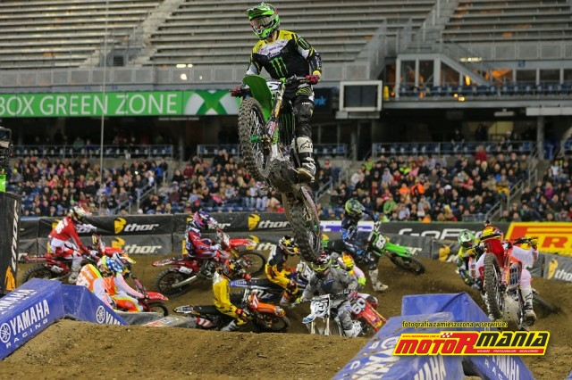 AMA Monster Energy Supercross 2014 Seattle (14)