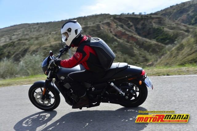 Harley Davidson 750 street - test MotoRmania (44)