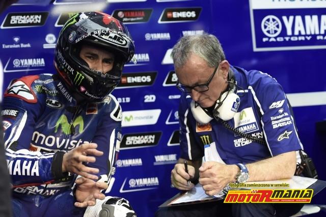 Lorenzo i Ramon Forcada foto Yamaha