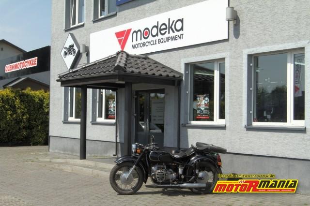 Motorway Poznań_wejście