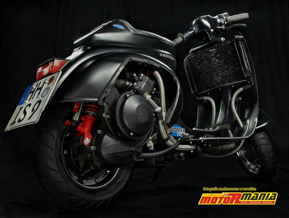 vespa scooter and service tuning 38 km 3 motormania. Black Bedroom Furniture Sets. Home Design Ideas