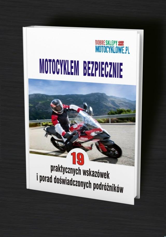 Motocyklem bezpiecznie 19 praktycznych wskazowek i porad