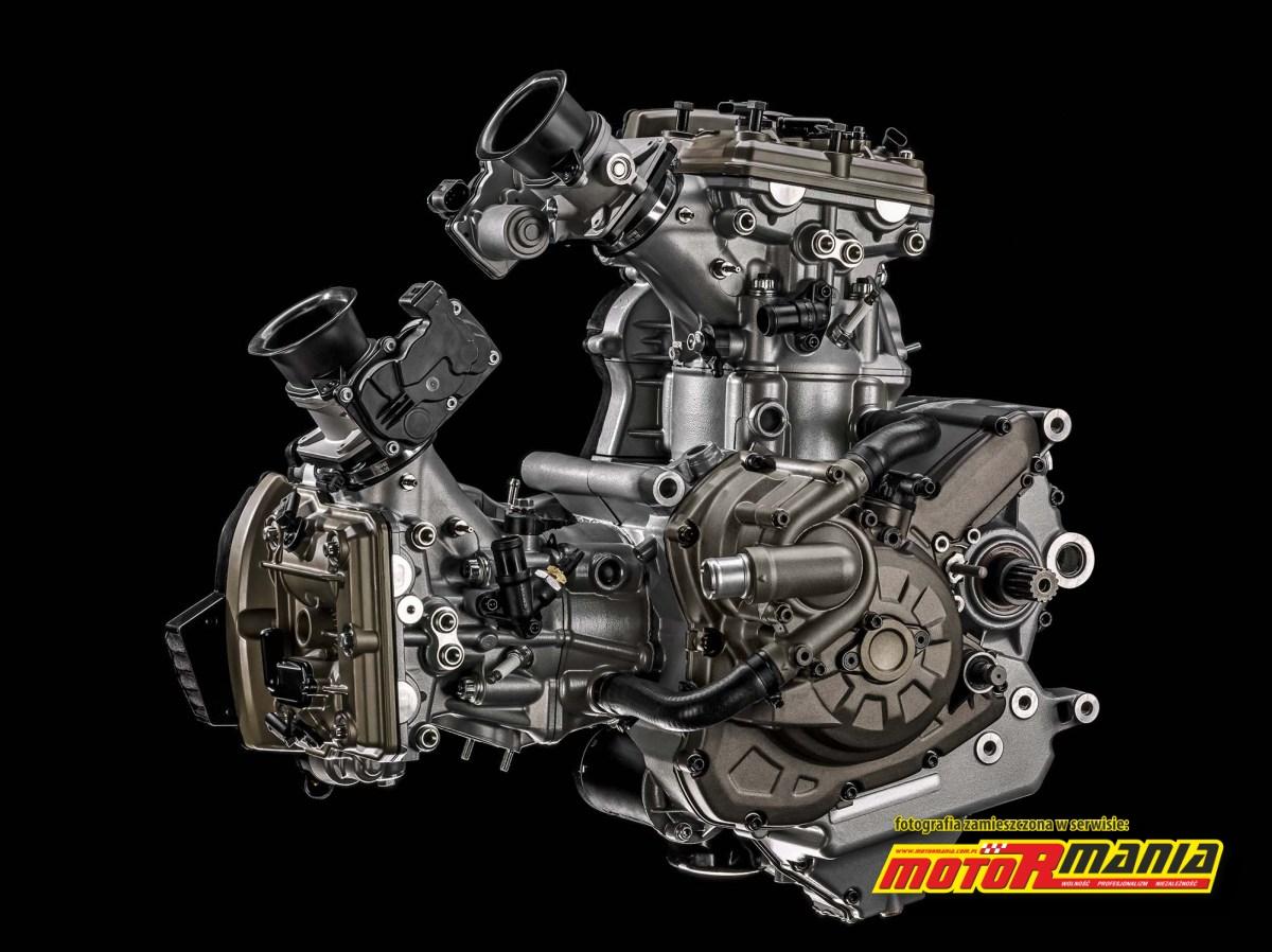 Ducati Testastretta DVT silnik