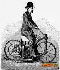 Pramotocykl Daimlera-Maybacha