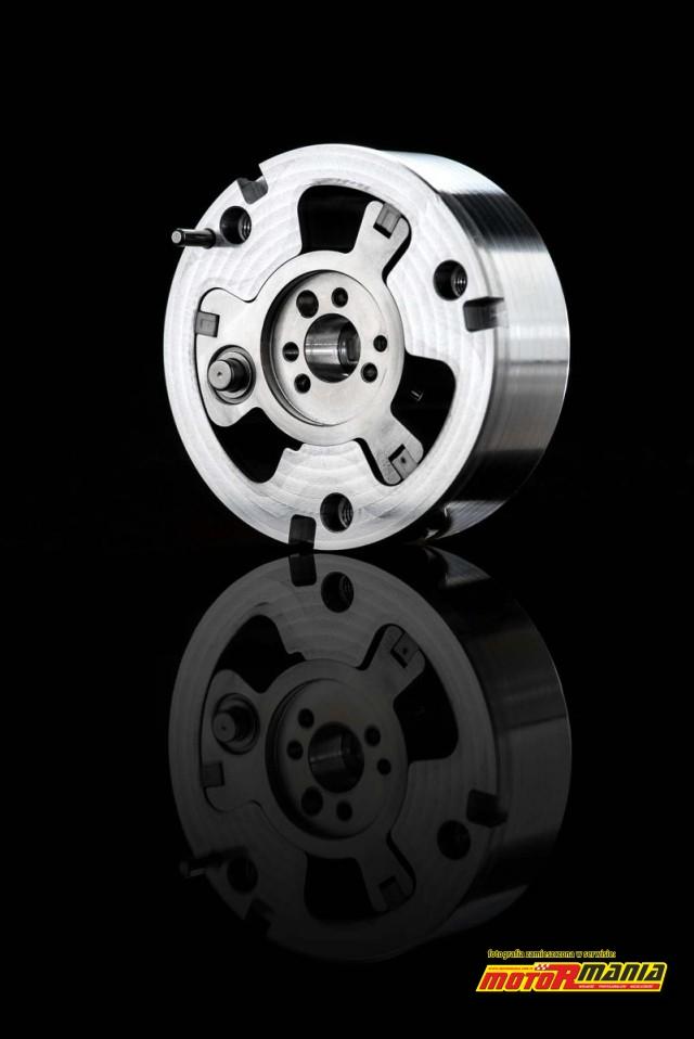 mechanizm DVT - Ducati Testastretta DVT