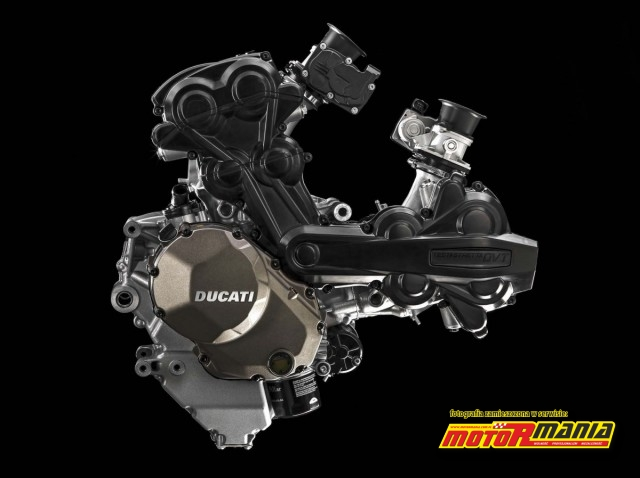 silnik Ducati Testastretta DVT