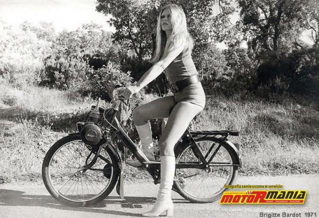 Brigitte Bardot, Solex
