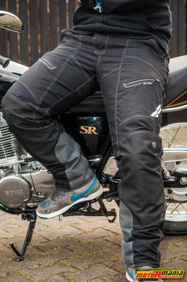 Modeka Extremadura motocyklowe spodnie tekstylne (2)