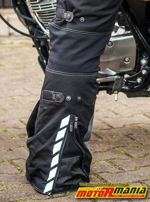 Modeka Extremadura motocyklowe spodnie tekstylne (7)