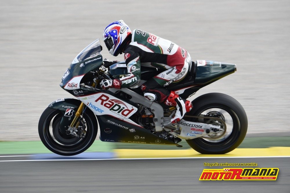 Brokes w akcji w MotoGP - Walencja 2014