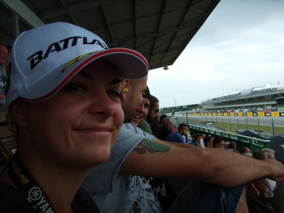 4 - AMFI na MotoGP z Bridgestone