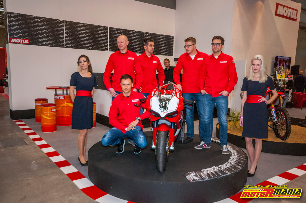 Ducati Motul Racing Team (3)