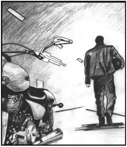 Serce-motocyklisty-ilustracje-Damian-Wojt