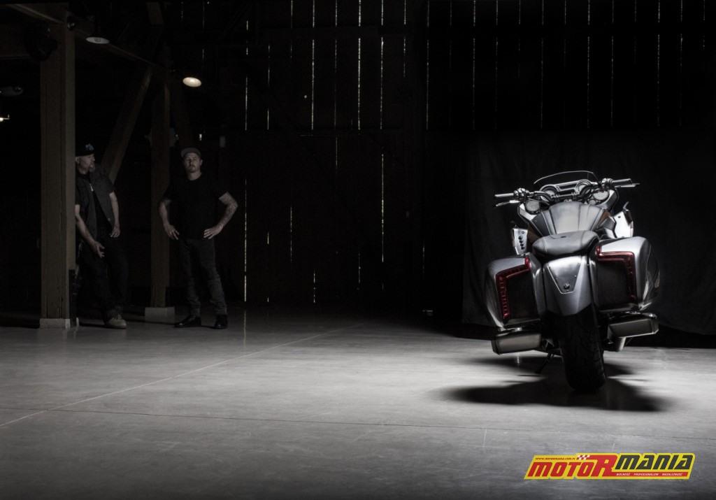 BMW Motrrad i Roland Sands - Concept 101 (1)