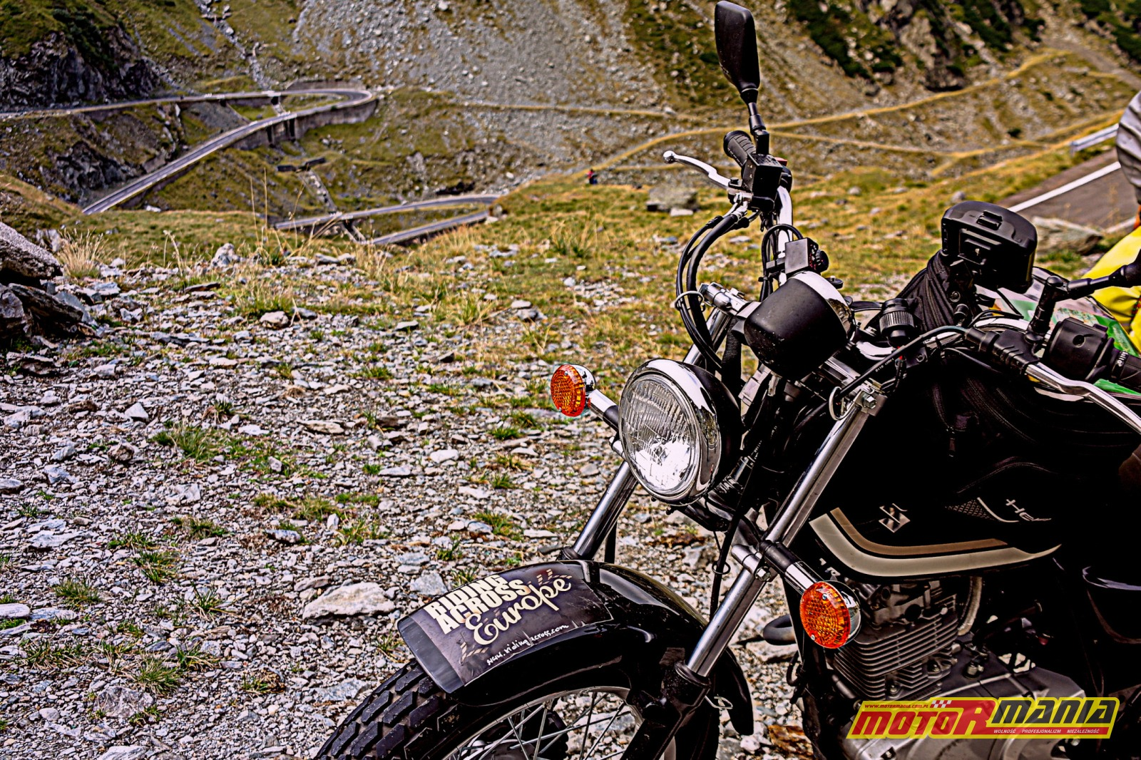 Riding Across Europe - Weronika Kwapisz (5)