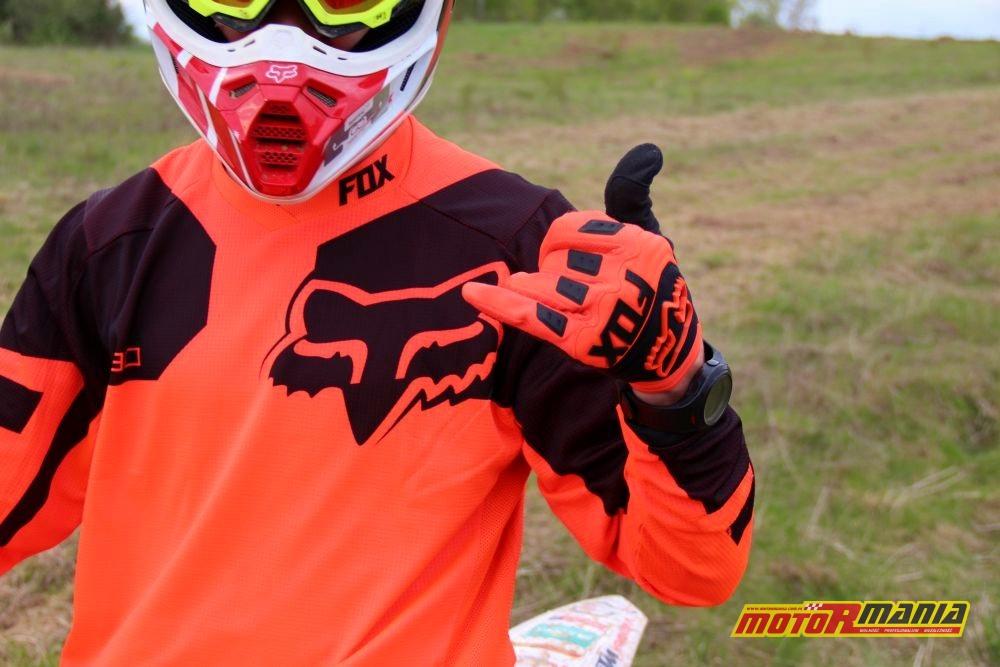 Test ubran Fox 180 Race 11