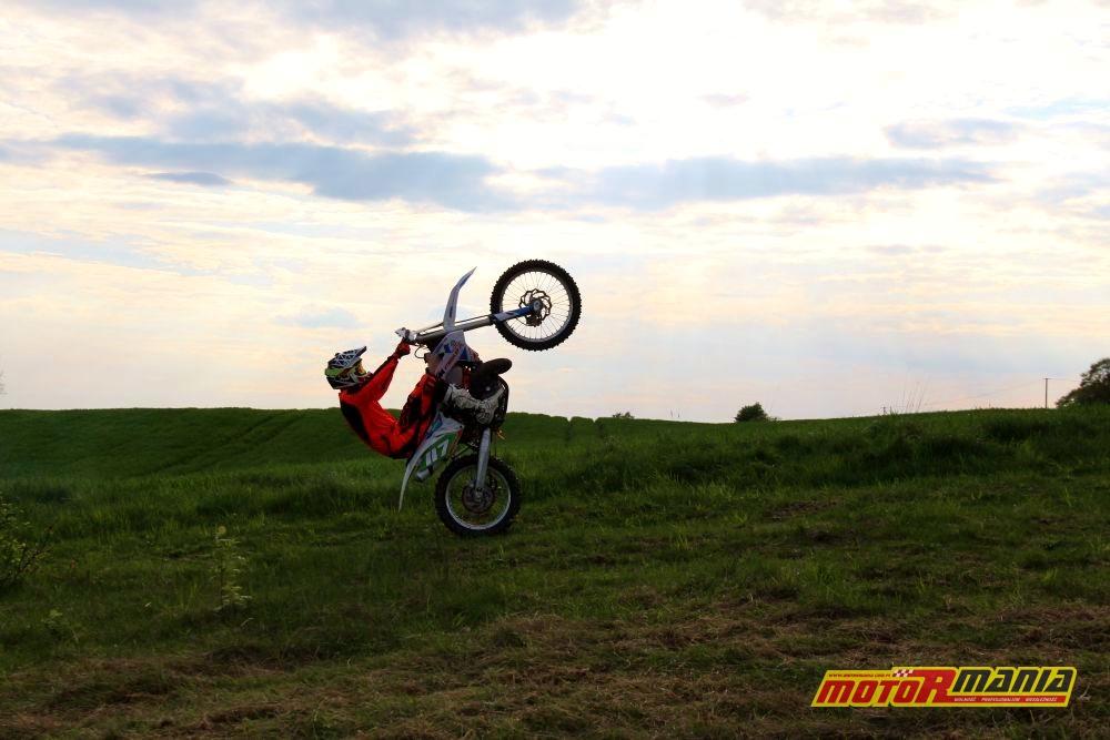 Test ubran Fox 180 Race 23